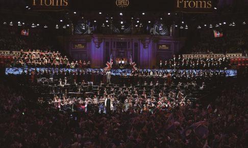 英国のクラッシクコンサート「BBC Proms ( プロムス )」が2019年秋に日本で開催!