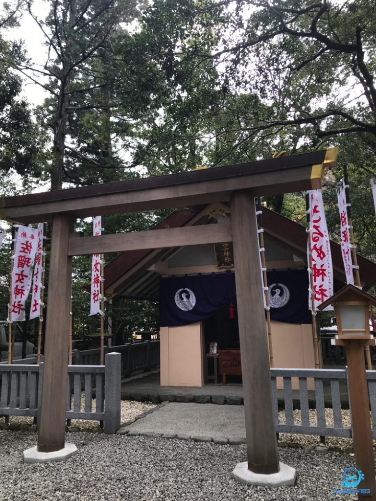 佐瑠女神社(さるめ神社)